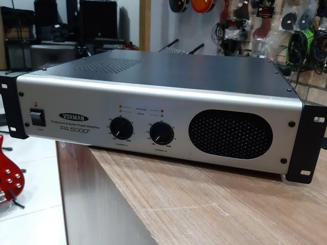 Amplificador 500rms voxman novissimo - Foto 3