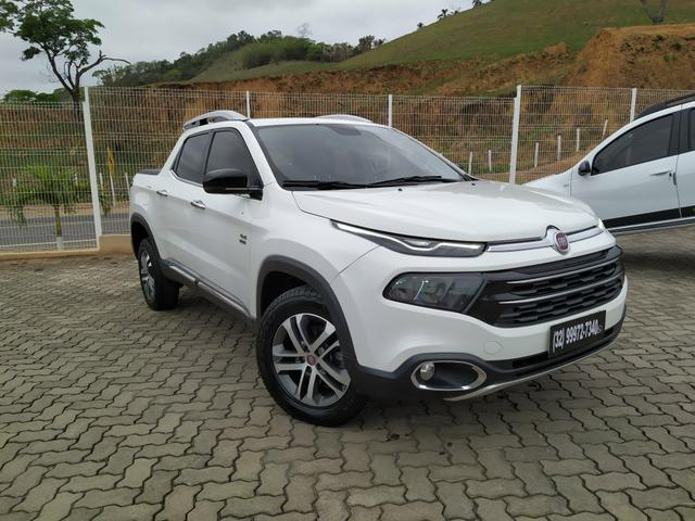 Fiat Toro Volcano at9 top da categoria 4x4 diesel