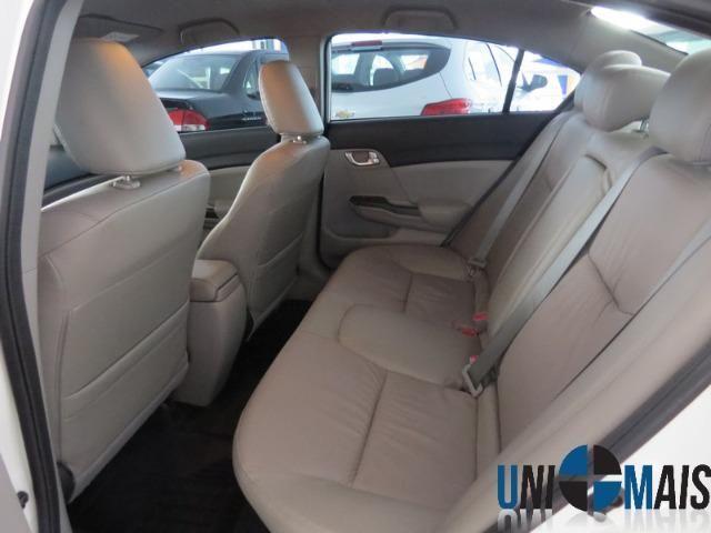Honda Civic Lxr 2.0 Automatico 2016 Completo Baixa Kilometragem Apenas 65.900 Ljd - Foto 6