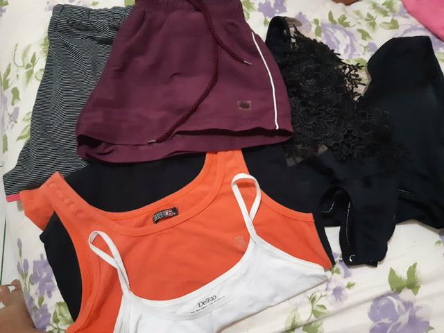 Lote roupa