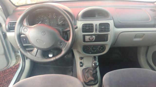 Clio Sedan(1.0)(completo(Financie*até 100%do veiculo(Parcelas a partir de R$449,90) 04/05 - Foto 15