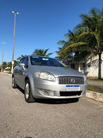 Fiat Linea HLX 1.9 com GNV - Foto 9