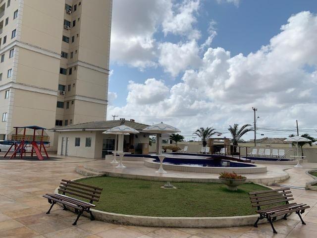 Ótimo apartamento com 58 m² - Condomínio fechado em Messejana - Foto 3