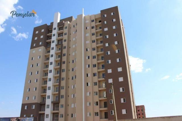 Apartamento com 3 dormitórios à venda, 63 m² por R$ 353.038,75 - Jardim Vista Verde - Inda - Foto 7