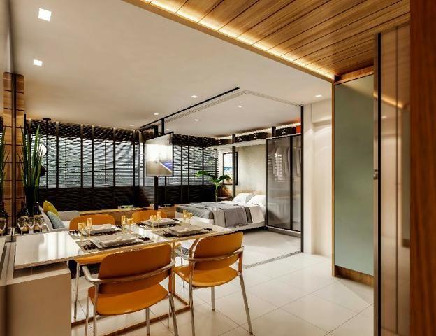 (MRA) TR36882-Apartamento na Aldeota, J Smart Jose Vilar, 37m², 1 Vaga - Foto 2