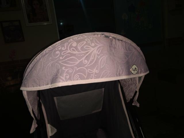 Carrinho de bebê Tutti usado brinde andador - Foto 5