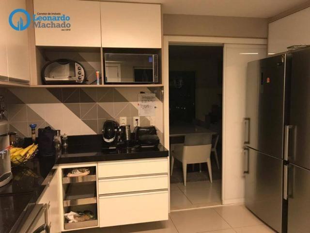 Apartamento com 4 dormitórios à venda, 182 m² por R$ 1.500.000,00 - Guararapes - Fortaleza - Foto 8