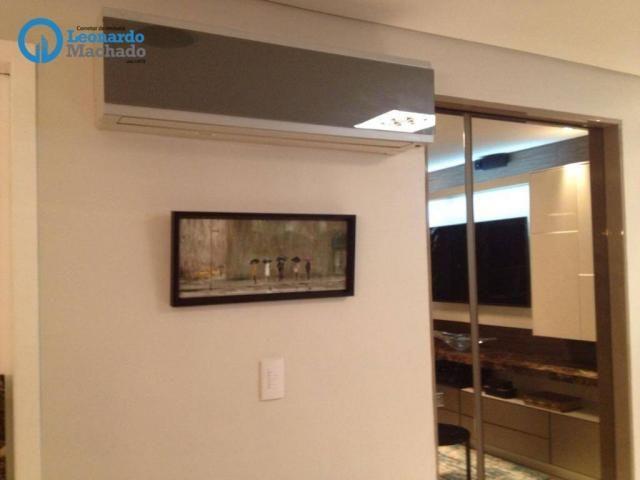 Apartamento com 4 dormitórios à venda, 182 m² por R$ 1.500.000,00 - Guararapes - Fortaleza - Foto 15