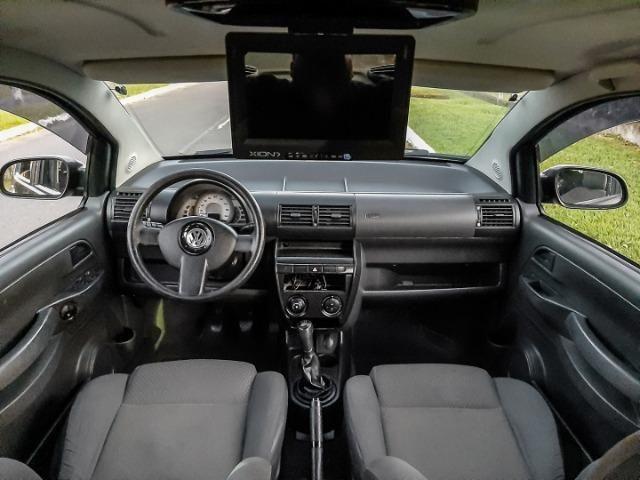 Vw - Volkswagen Fox 1.0 - 8V - 2009 - Completo - Aceito Moto na Troca - Foto 10