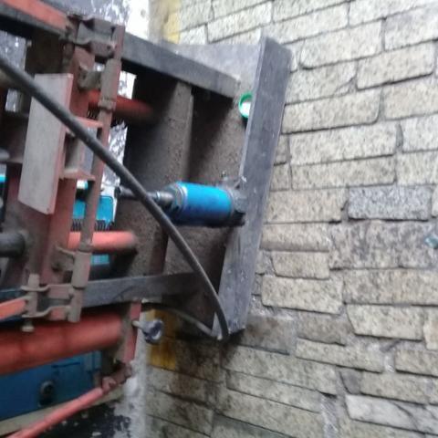 Máquina desempeno de aro pneumática - Foto 3
