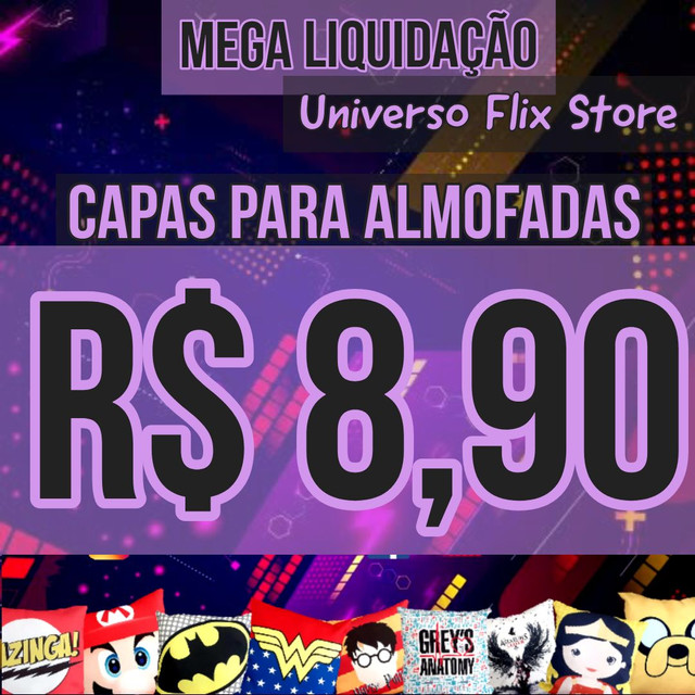 *Mega Liquidação* Camisetas, Capas para Almofadas, Quadros e Canecas * - Foto 4