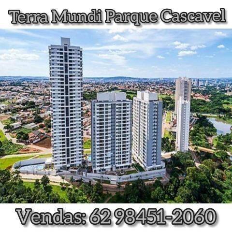 Apto Terra Mundi Parque Cascavel ( Jardim Atlântico- Goiás- ) - Foto 10