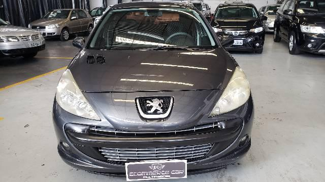 Peugeot 207  1.6  XS 2010 único dono  - Foto 11