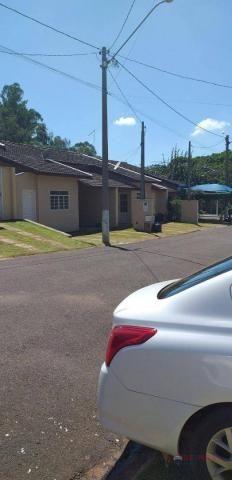 Casa com 2 dormitórios para alugar, 70 m² por R$ 650,00/mês - Jardim Primavera - Bady Bass - Foto 4