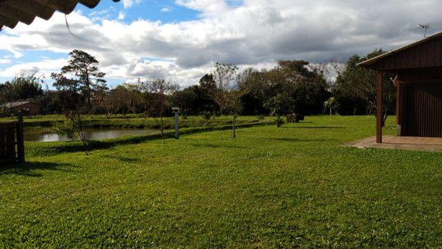 Velleda oferece lindo sítio de meio hectare para lazer e moradia, com açude - Foto 3