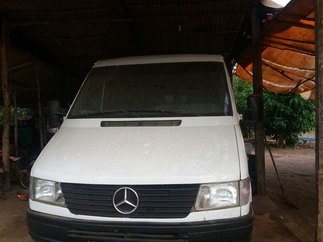 Caminhão e Van Mercedes-Benz - Foto 6