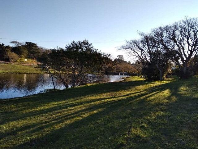 Velleda oferece terrenão com casa pré fabricada e piscina, pomar da lagoa - Foto 3