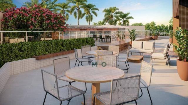 Apartamento com 3 dormitórios à venda, 112 m² por R$ 875.000 - Aldeota - Fortaleza/CE - Foto 4
