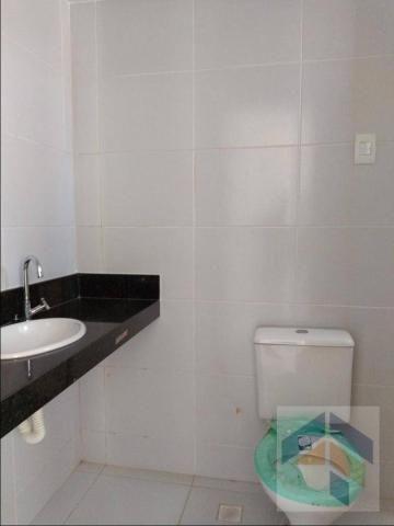 Apartamento com 3 dormitórios à venda, 112 m² por R$ 485.000,00 - Bessa - João Pessoa/PB - Foto 12