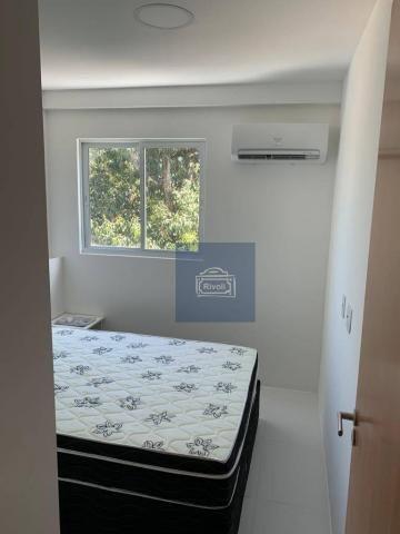 Apartamento com 1 dormitório para alugar, 31 m² por R$ 2.100,00/mês - Graças - Recife/PE - Foto 4