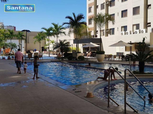 Apartamento com 1 dormitório à venda, 32 m² por R$ 100.000,00 - Turista I - Caldas Novas/G - Foto 17