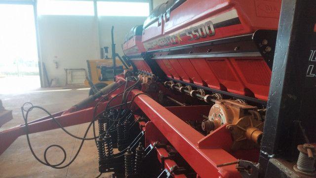 plantadeira baldan speed box  13 linhas - Foto 2