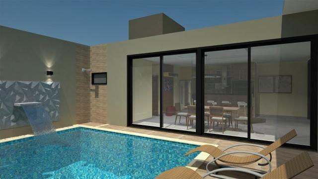 8445 | Casa à venda com 3 quartos em Jardim Cristhais 2, Dourados