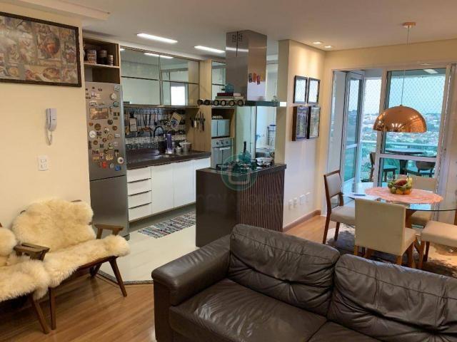 Apartamento com 3 dormitórios à venda, 73 m² por R$ 545.000,00 - Monte Castelo - Campo Gra - Foto 18