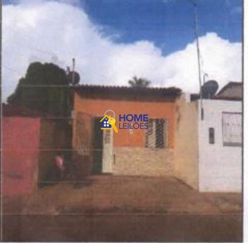 Casa à venda com 2 dormitórios em Centro, São domingos do maranhão cod:47814