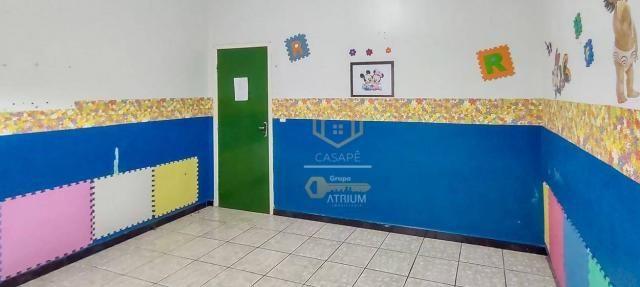Ponto (Estrutura para escola infantil), com 180 m² - venda por R$ 350.000 ou aluguel por R - Foto 17