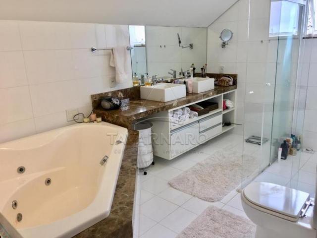 Casa de condomínio para alugar com 4 dormitórios em Oficinas, Ponta grossa cod:L1260 - Foto 18