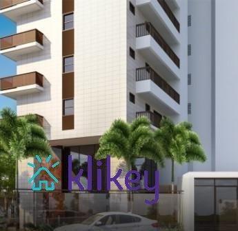 Apartamento à venda com 4 dormitórios em Cocó, Fortaleza cod:7734 - Foto 4