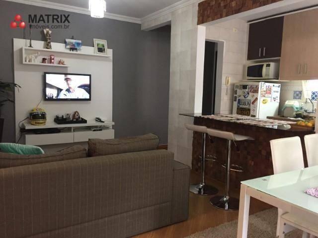 Apartamento com 3 dormitórios à venda, 71 m² por R$ 245.000,00 - Barreirinha - Curitiba/PR - Foto 4