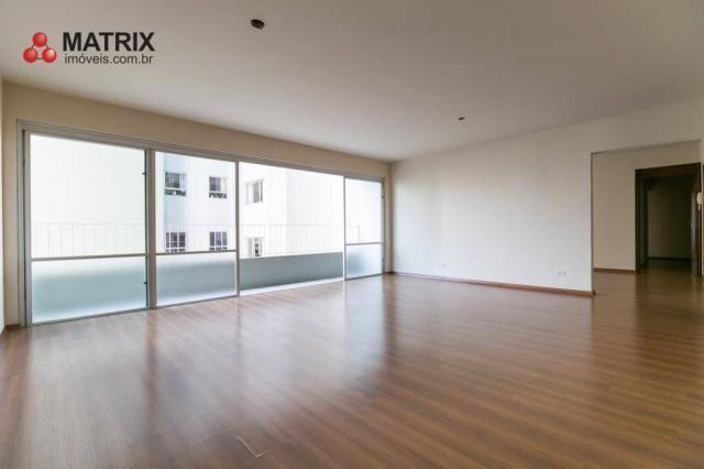 Apartamento com 4 dormitórios para alugar, 159 m² por R$ 2.950,00/mês - Água Verde - Curit - Foto 5