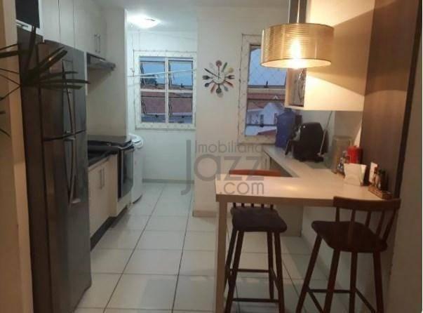 Apartamento com 2 dormitórios à venda, 46 m² por R$ 197.000,00 - Residencial Villa Flora - - Foto 7