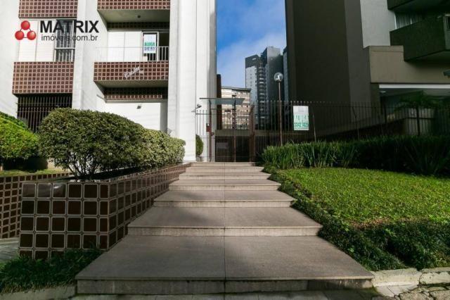 Apartamento com 4 dormitórios para alugar, 159 m² por R$ 2.950,00/mês - Água Verde - Curit - Foto 2