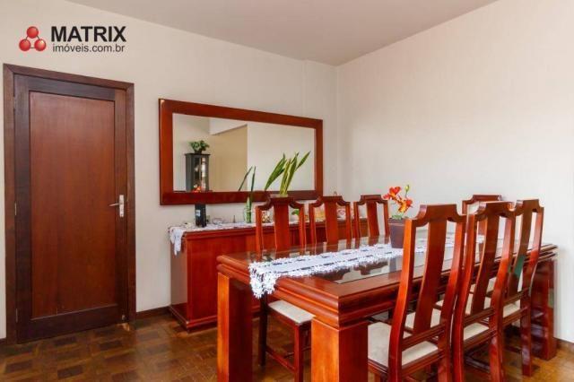 Amplo Apartamento com 3 dormitórios à venda, 164 m² - São Francisco - Curitiba/PR - Foto 8