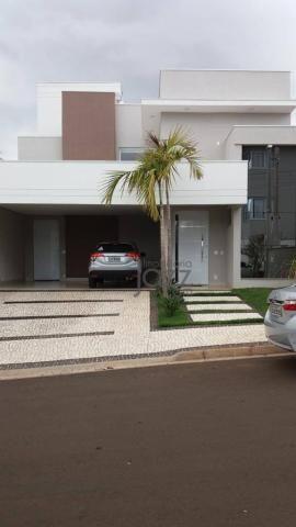 Casa com 3 dormitórios à venda, 220 m² por R$ 1.200.000,00 - Residencial Portal do Lago -
