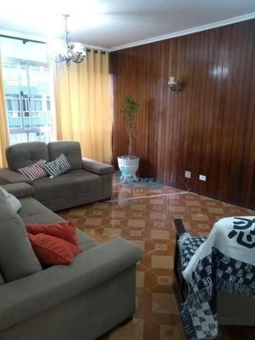 Apartamento à venda, 140 m² por R$ 510.000,00 - Ponta da Praia - Santos/SP - Foto 6