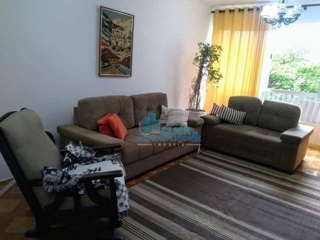 Apartamento à venda, 140 m² por R$ 510.000,00 - Ponta da Praia - Santos/SP - Foto 3