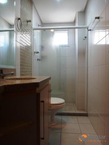 Apartamento com 3 quartos para alugar TEMPORADA- Praia do Morro - Guarapari/ES - Foto 12