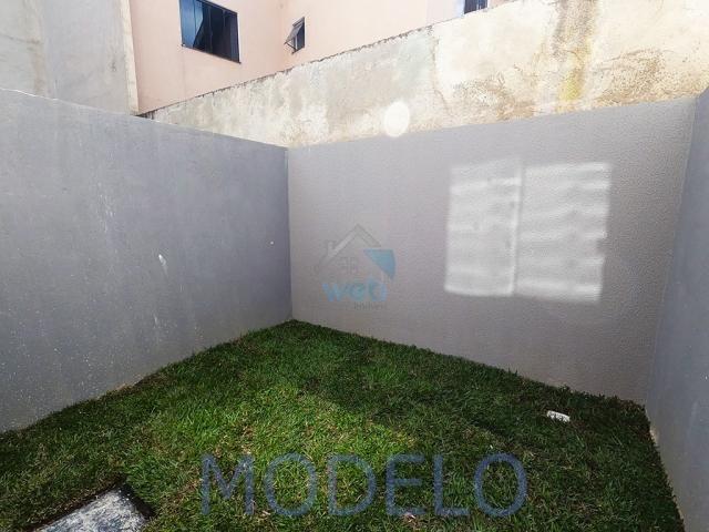 Sobrado à venda com 2 quartos, 72,99 m², terraço, próximo ao Santuário da Divina Misericór - Foto 11