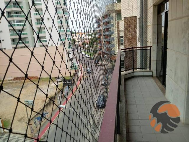 Apartamento com 3 quartos para alugar anual, 170 m² - Centro - Guarapari/ES