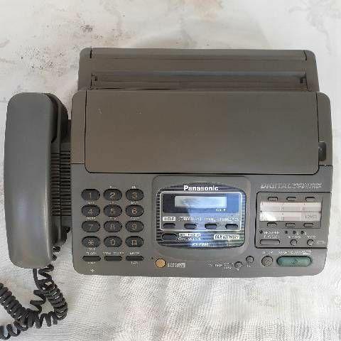 Telefax 80's _ Panasonic