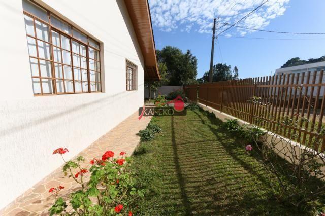 8287 | Casa à venda com 3 quartos em Santa Cruz, Guarapuava - Foto 3