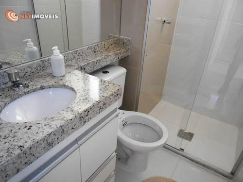 Apartamento à venda com 3 dormitórios em Conjunto califórnia, Belo horizonte cod:577949 - Foto 14