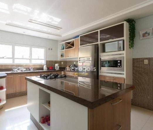 Sobrado para alugar, 427 m² por R$ 8.400,00/mês - Cerâmica - São Caetano do Sul/SP - Foto 6