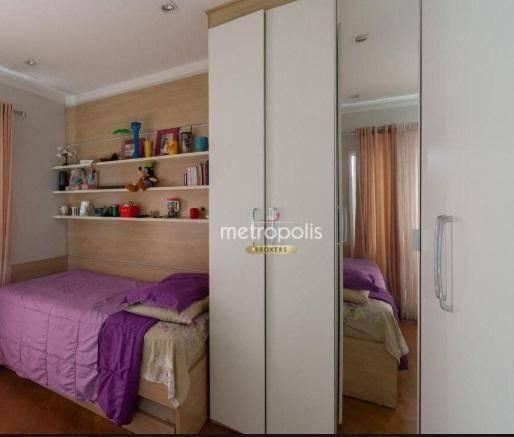 Sobrado para alugar, 427 m² por R$ 8.400,00/mês - Cerâmica - São Caetano do Sul/SP - Foto 17