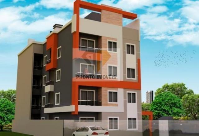 Apartamento para Venda em São José dos Pinhais, SÃO CRISTOVÃO, 3 dormitórios, 1 banheiro,  - Foto 3
