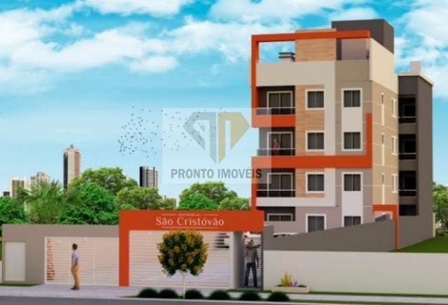 Apartamento para Venda em São José dos Pinhais, SÃO CRISTOVÃO, 3 dormitórios, 1 banheiro,  - Foto 5